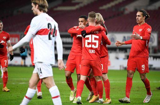 VfB Stuttgart startet mit Heimniederlage ins neue Jahr