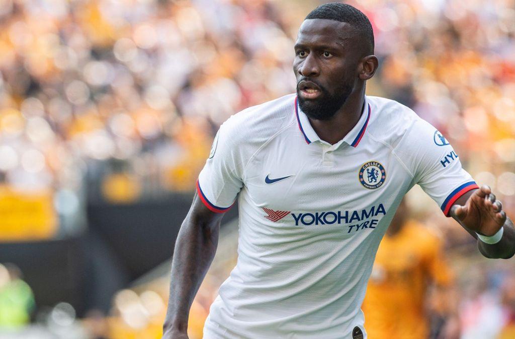 Hat in London beim FC Chelsea sein Glück gefunden: Antonio Rüdiger Foto: Imago/Matt Wilkinson