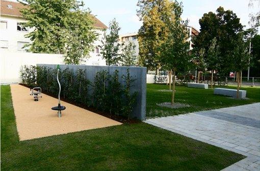 Adam-Krämer-Platz   wird eingeweiht