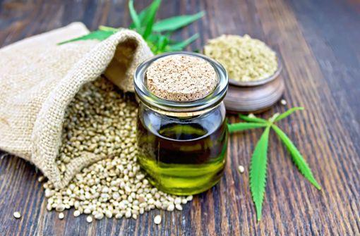 Zu viel THC – Hersteller ruft Bio-Hanföl zurück