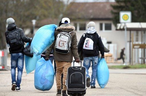 Abgelehnte Asylbewerber schneller abschieben