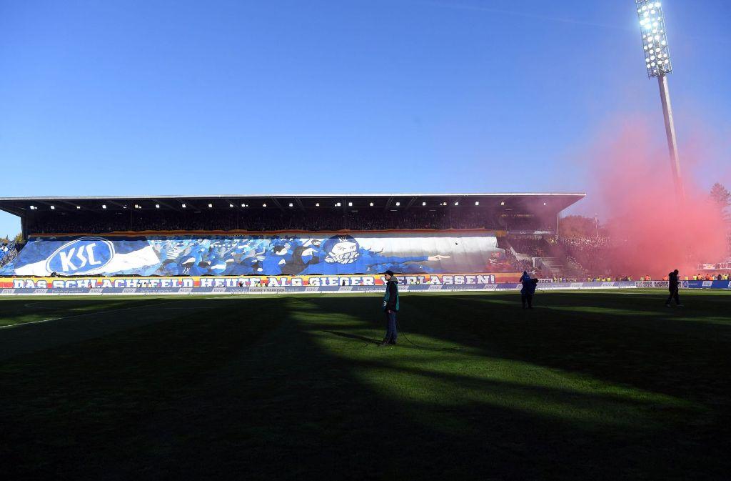 Der KSC bekommt ein neues Stadion. (Archivfoto) Foto: dpa