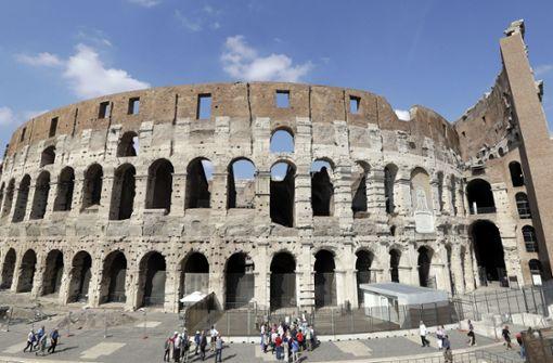 Erdbeben der Stärke 3,7 erschüttert Rom