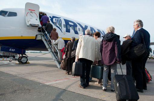 Billigairline führt Gebühr fürs Handgepäck ein