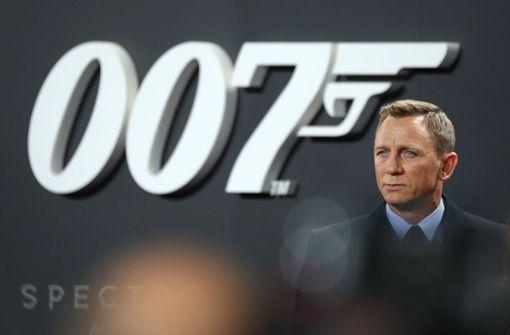 Crew-Mitglied am Bond-Set verletzt
