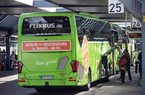 Bahn frei für Flixbus