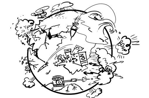 Komplexe Zusammenhänge wie das Thema Globalisierung in drei- bis fünfminütigen Videos erklären – das versuchen die Macher von Explainity. Foto: Explainity