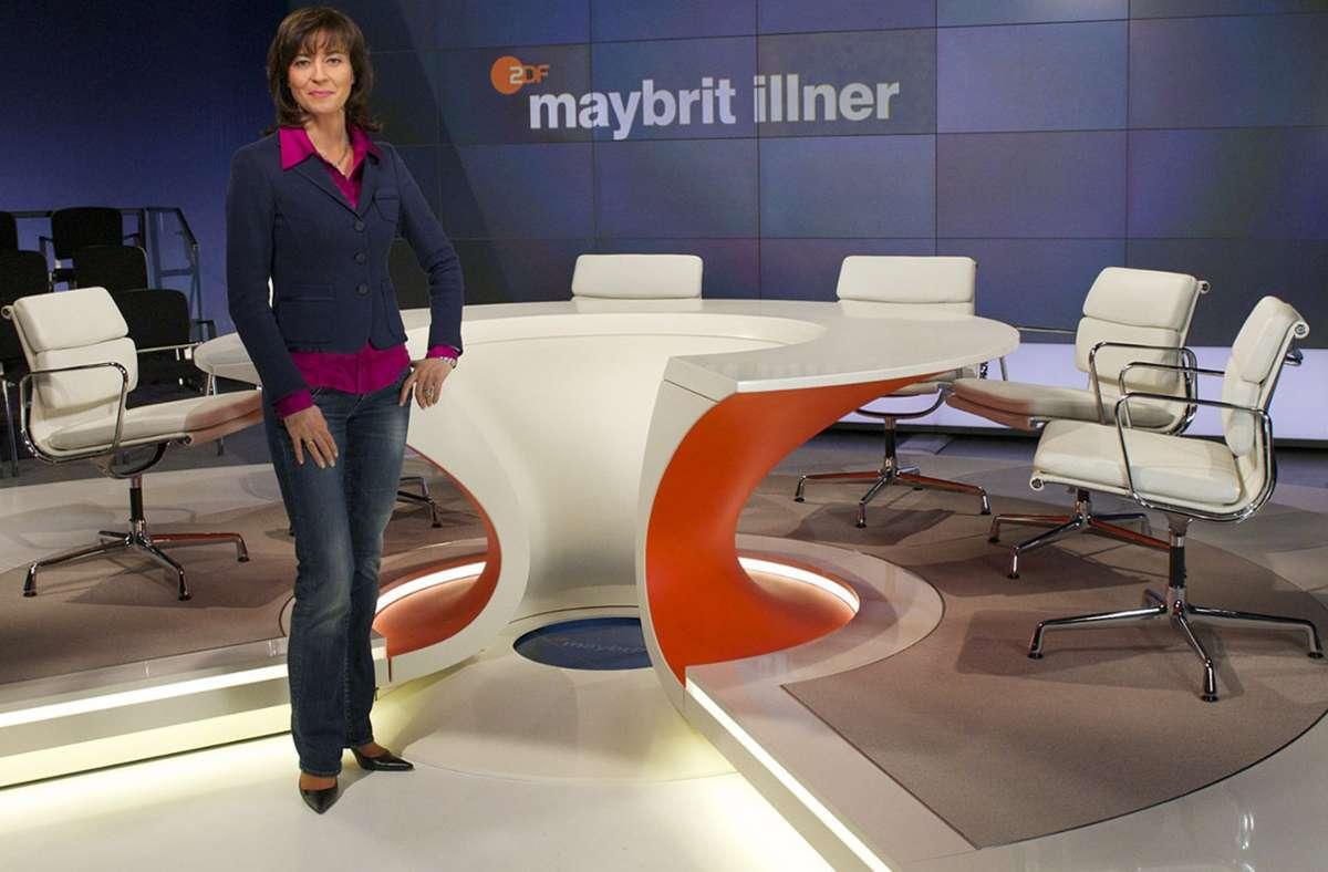 Maybrit Illner lief in ihrer Sendung zur Höchstform auf. Foto: dpa/Carmen Sauerbrei