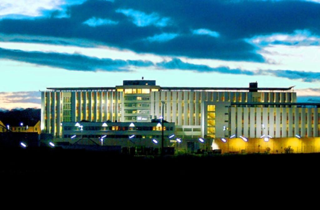 Mit Stammheim verbinden Auswärtige in erster Linie die Justizvollzugsanstalt. Foto: factum/Weise