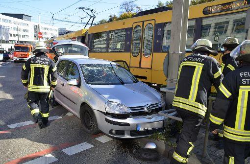 Stadtbahnunfälle überschatten das Wochenende