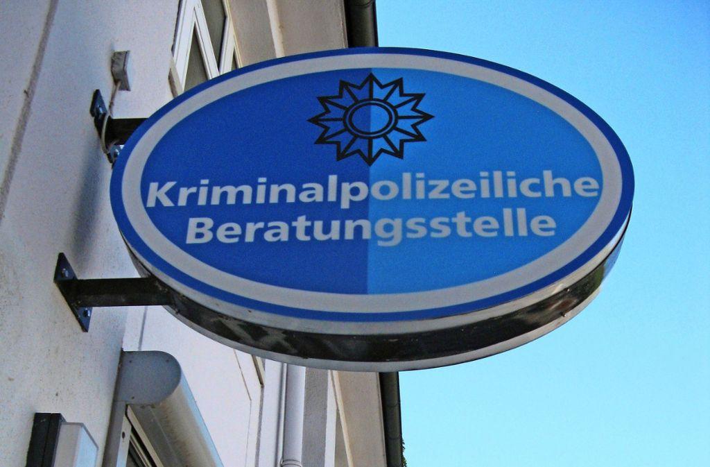 Das Haus der Prävention in Fellbach am Cannstatter Platz. Foto: Eva Schäfer