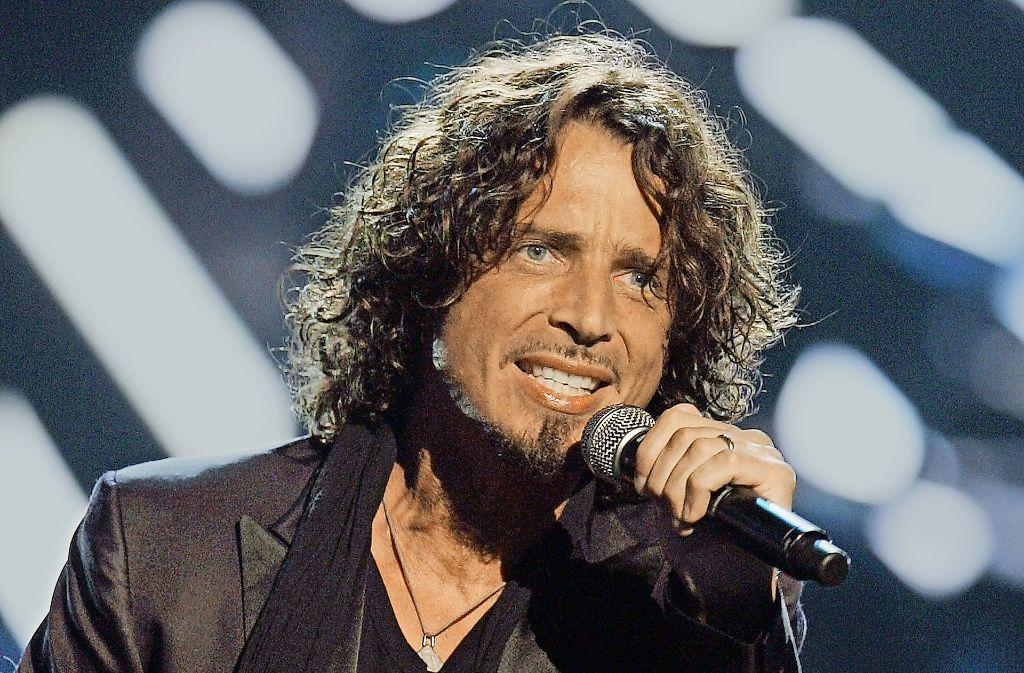 Große Stimme und Präsenz:  Soundgarden-Sänger  Chris Cornell ist tot. Foto: AP