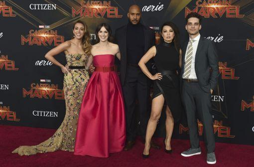 """""""Captain Marvel"""" feiert Premiere in Los Angeles"""