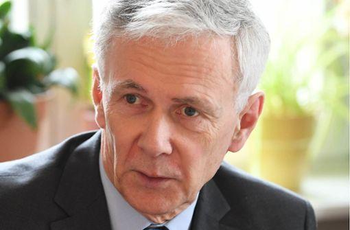 Landesbischof Cornelius-Bundschuh nach Herzinfarkt außer Dienst