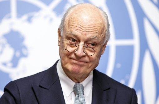 Syrische Opposition will doch nach Genf reisen