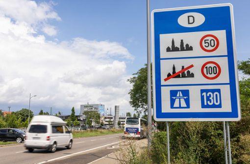 So laufen die Kontrollen an Baden-Württembergs Grenzen