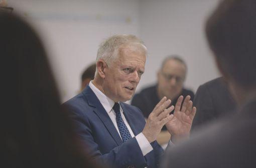 Fahrverbote vermeiden: OB Kuhn fordert mehr Einsatz