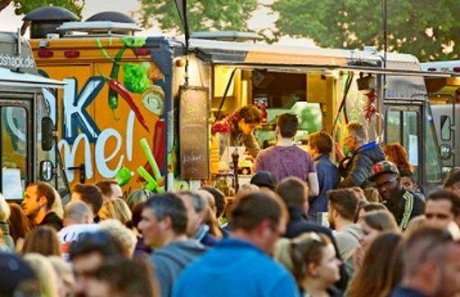 Kreis Esslingen wird zur Hochburg für Streetfood