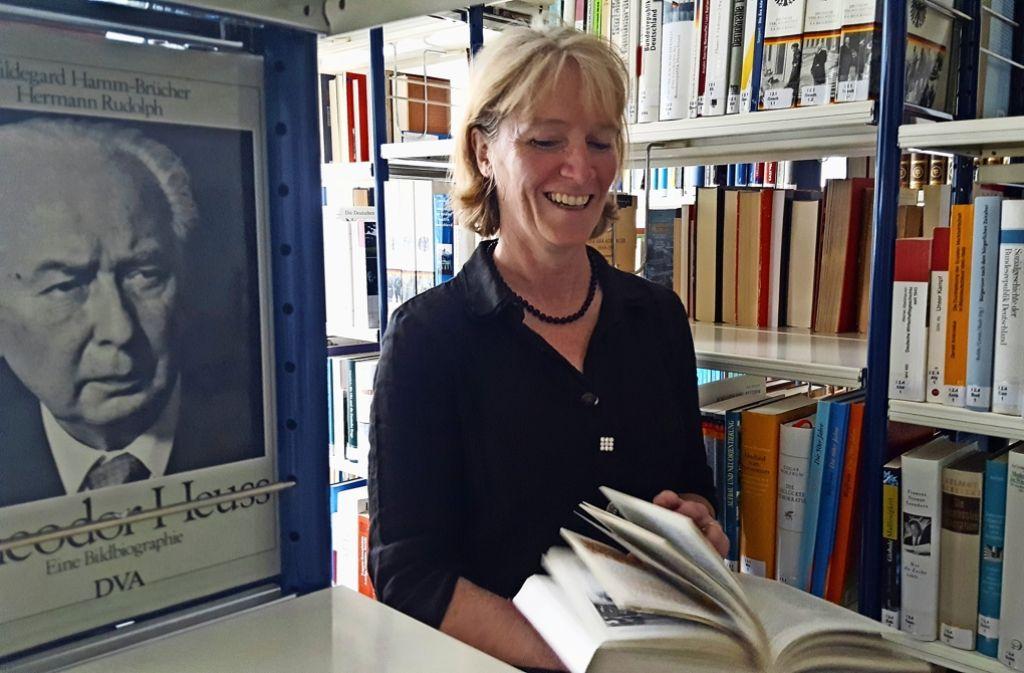 Die Historikerin Gudrun Kruip Foto: Kathrin Wesely
