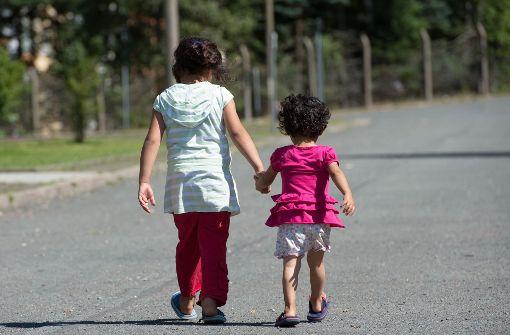 Durch Krieg und Flucht sind viele Familien auseinander gerissen worden. Foto: dpa