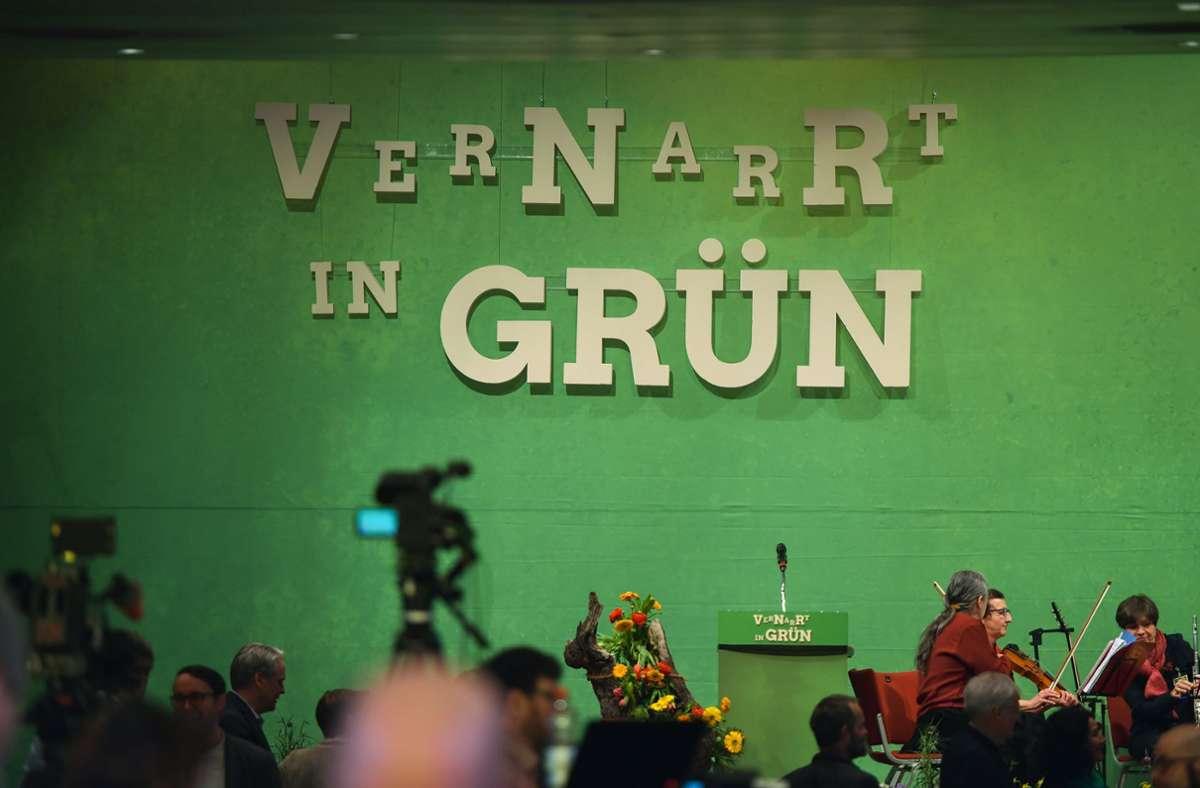 Veranstaltet werden sollte der Politische Aschermittwoch der Grünen vom Kreisverband in Biberach (Archivbild). Foto: dpa/Felix Kästle