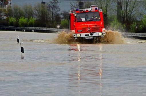 Das Ziel: gewappnet für die Jahrhundertflut