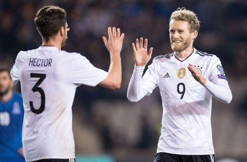 Nationalspieler rechnet mit deutschen Fans ab
