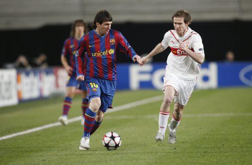 Alexander Hleb – vom jungen Wilden zum Barça-Star