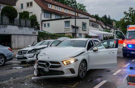 40 000 Euro Schaden bei Unfall