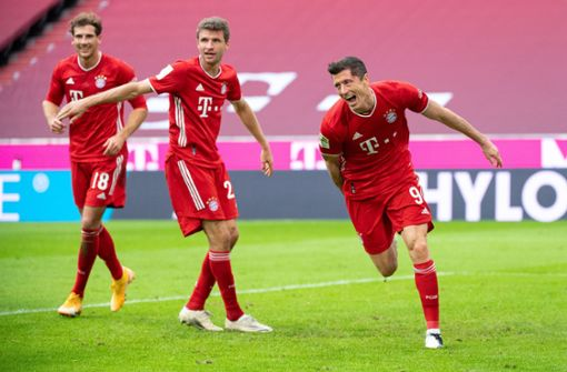 Darum ist Robert Lewandowski das perfekte Münchner  Sinnbild