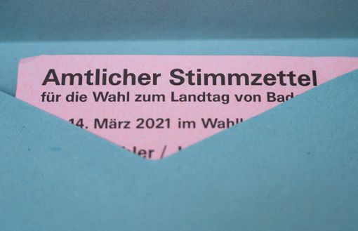 So hat Ditzingen gewählt