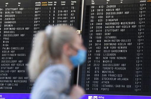 Regeln für Einreise aus Corona-Risikogebieten werden verschärft