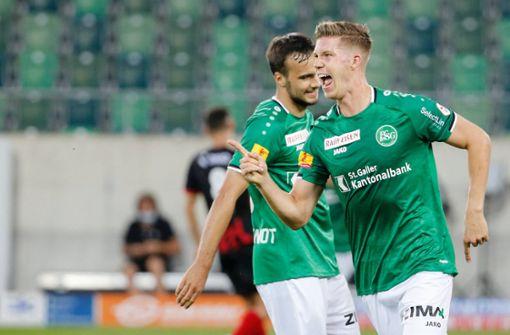 Cedric Itten im VfB-Visier?