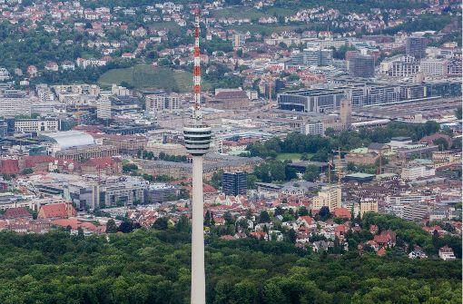 Stuttgart belegt Spitzenposition