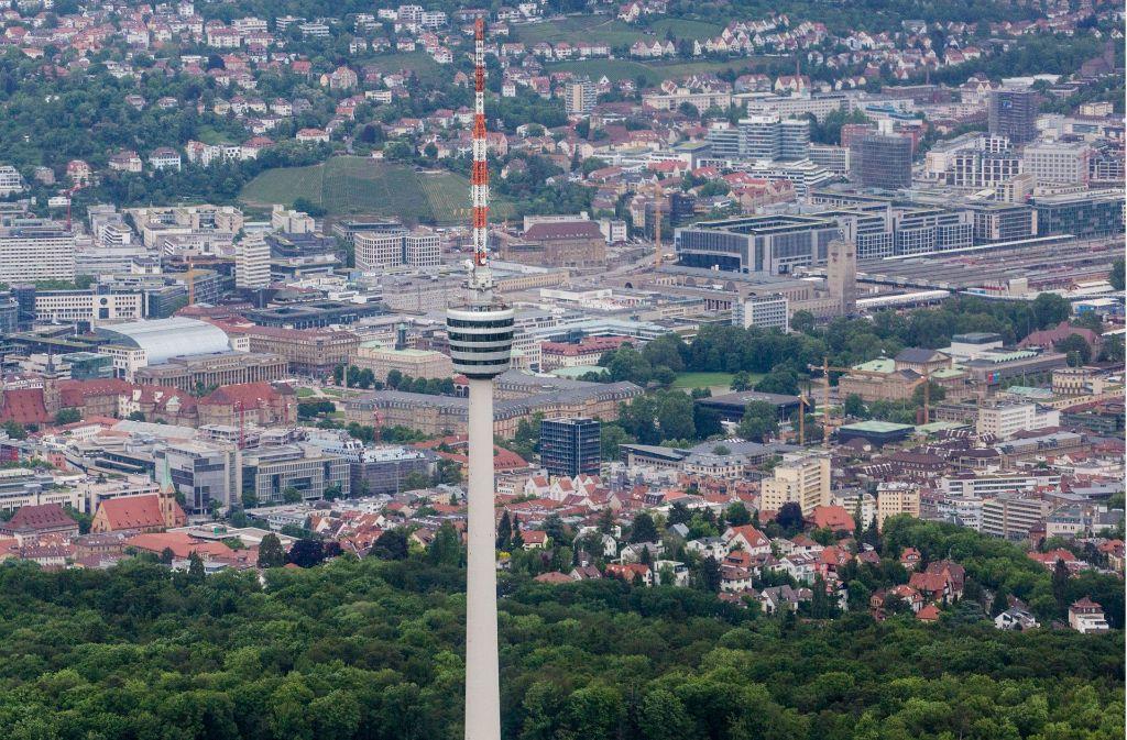 9,76 Euro Nettokaltmiete pro Quadratmeter zahlen die Stuttgarter im Durchschnitt. Deutschlandweit bedeutet das Platz zwei hinter München. Foto: dpa