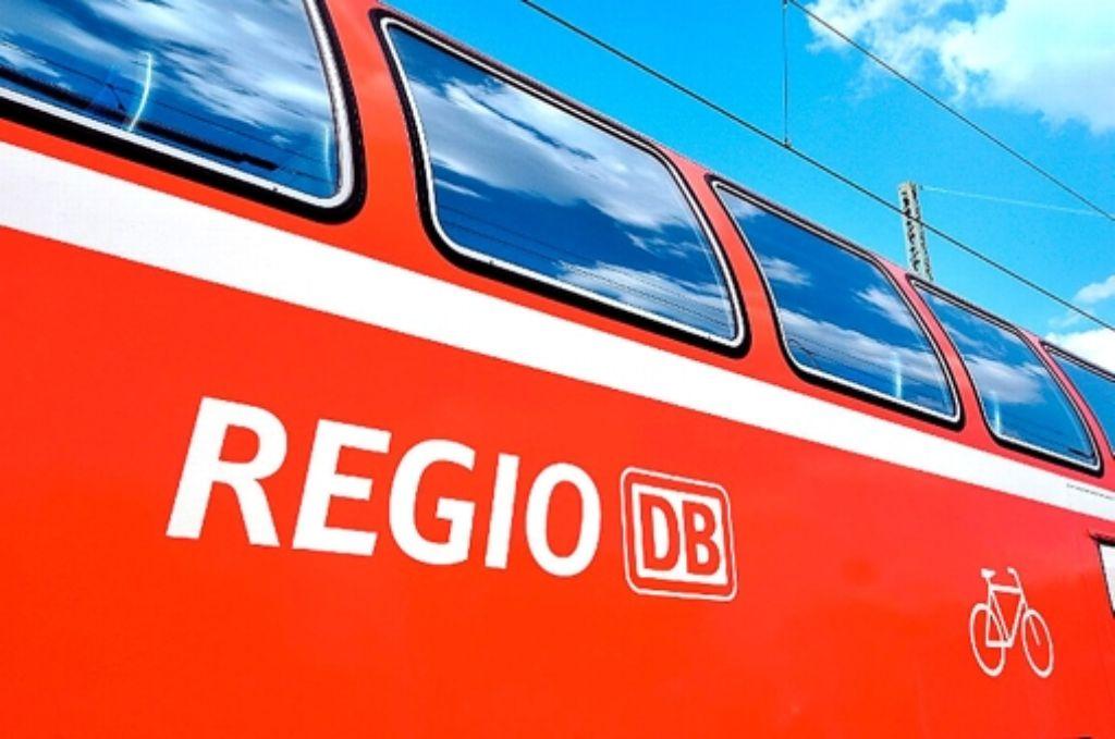 Falls Baden-Württemberg nicht mehr Geld bekommt, müssen von Dezember an Zugverbindungen gestrichen werden. Foto: StZ