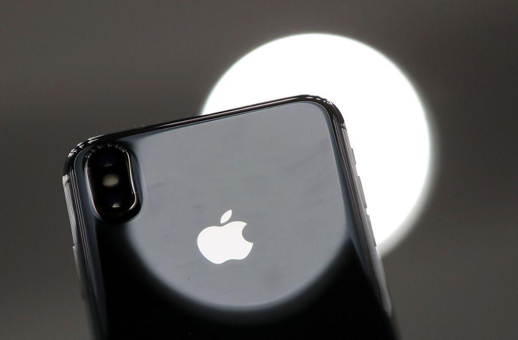 Apple hat ein neues Sicherheitsupdate veröffentlicht. (Symbolbild) Foto: Getty