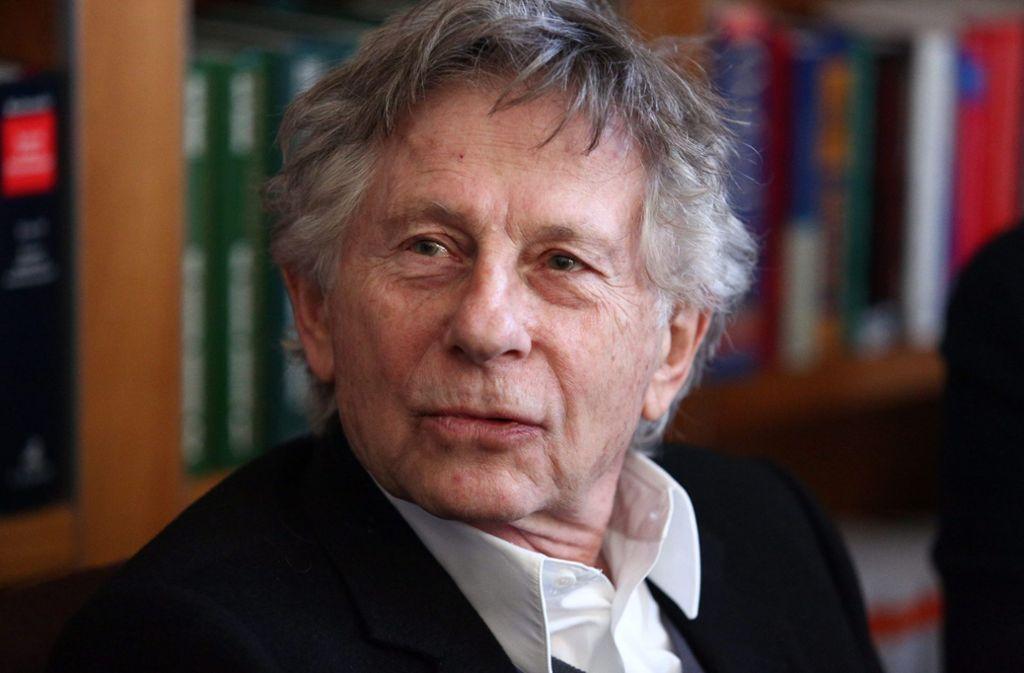 Der Regisseur Roman Polanski sieht sich einem neuen Vergewaltigungsvorwurf ausgesetzt Er reicht zurück ins Jahr 1975. Foto: dpa/Stanislaw Rozpedzik