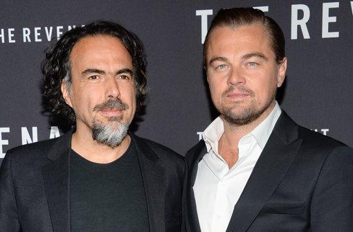 Leonardo DiCaprio nutzt neuen Film für Klimplädoyer