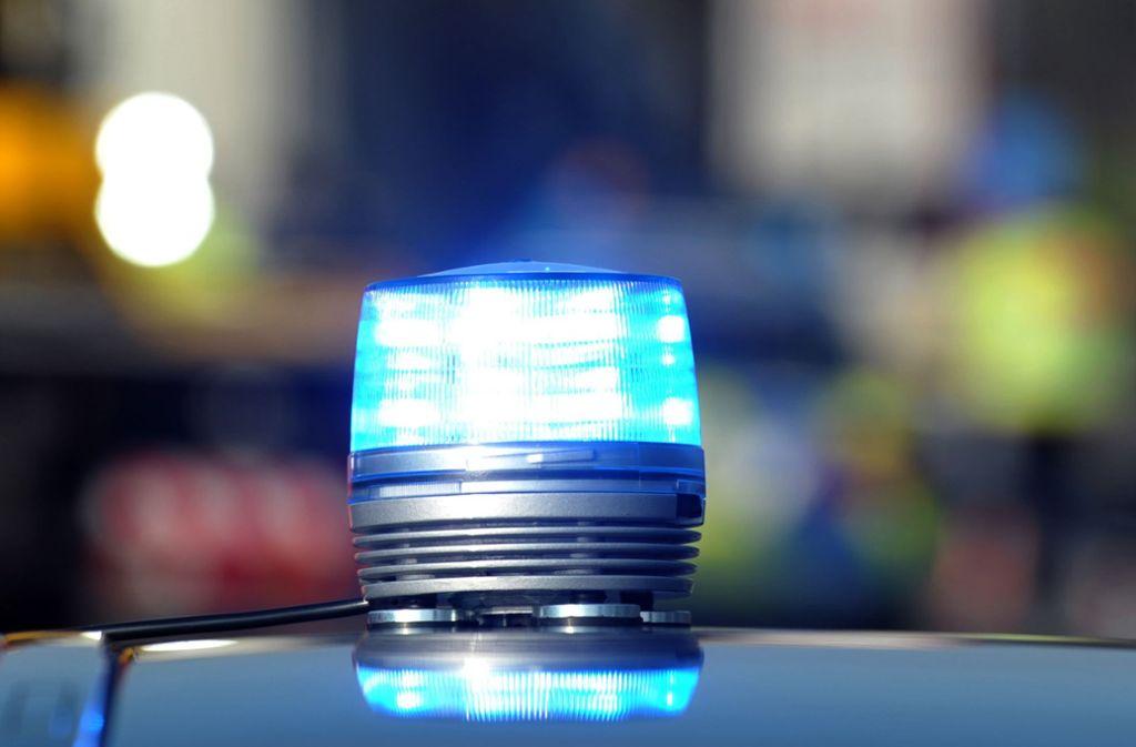 Die Polizei meldet einen Raubüberfall in Stuttgart-Feuerbach. Foto: dpa
