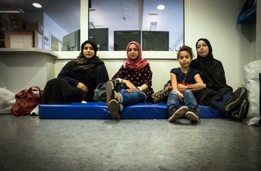 Gemischte Gefühle für Flüchtlingspolitik