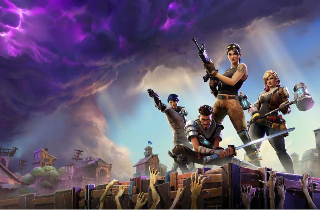 Fortnite-Spielern steht ein weiteres großes Update bevor. Foto: Koch Media/Fortnite