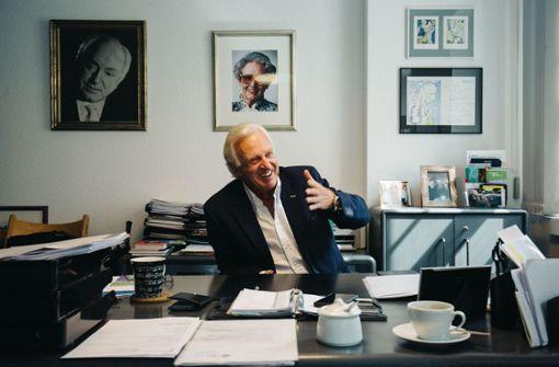 Michael Russ: Fehlende Perspektive