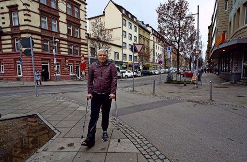 Kritik an Verkehrssituation am Marienplatz