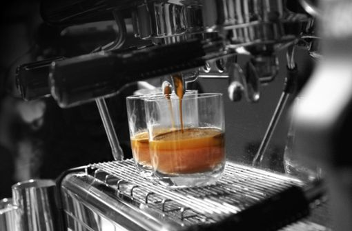 Wenn die Kaffeemaschine schimmelt