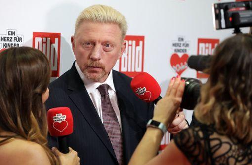 """Boris Becker verliert vor Gericht gegen die """"Bild""""-Zeitung"""