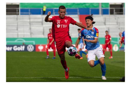 Ivo Colic kommt vom 1. FC Rielasingen-Arlen zu den Blauen