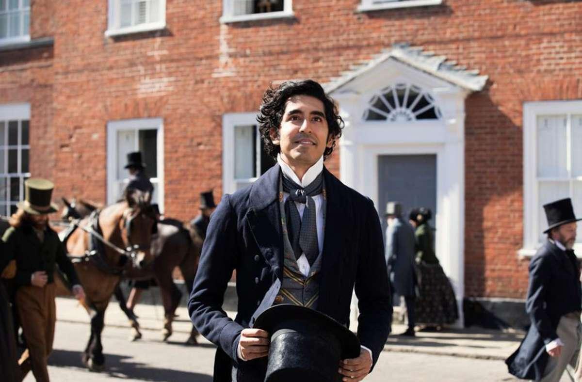 """Dev Patel spielt die Titelrolle in """"David Copperfield – Einmal Reichtum und zurück"""" Foto: eOne/Paramount"""