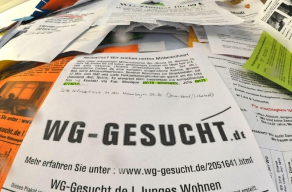 Bezahlbarer Wohnraum ist in Stuttgart Mangelware. Foto: Advocard / FM2