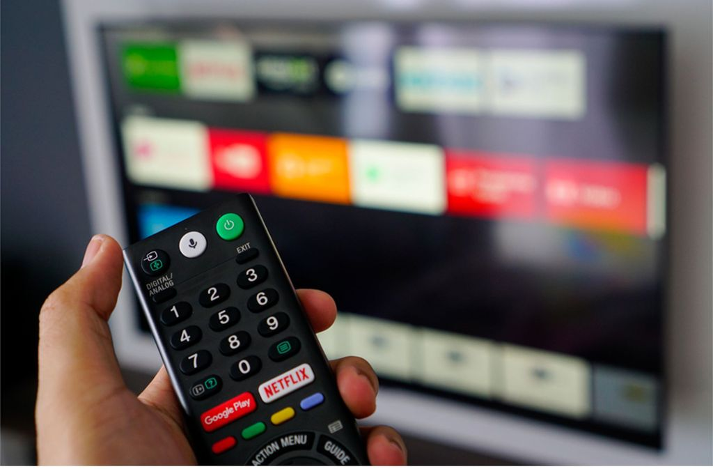 Die neue Funktion richtet sich zunächst nur an Netflix-Kunden mit Smart-TV. Foto: Shutterstock/Syafiq Adnan